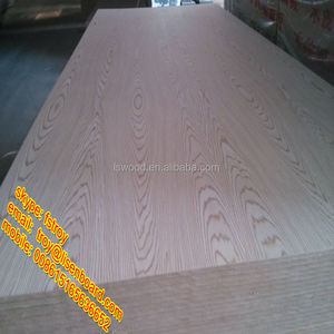 veneered laminated particle board / cheap price chipboard/melamine particle board manufacturing plant