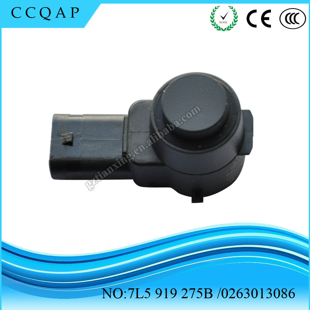7L5 919 275B High quality wireless ultrasonic car detector sensor electromagnetic pdc sensor of parking for Seat VW
