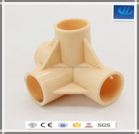 Good Quality Plastic Pipe Joints for PE Pipe HJ-3P