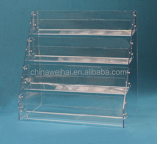 Acrylic Product Display Stands Countertop