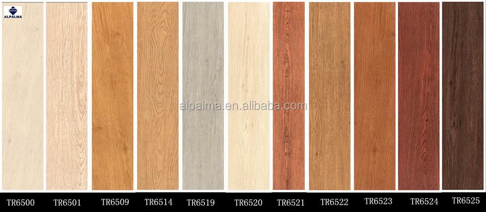 Good quality new model wood tile designs porcelain floor tile ...
