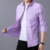 2019 new arrival western style long sleeve slim fit summer plus size formal uniform long shirt