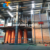 Large sodium silicate glass industrial furnace
