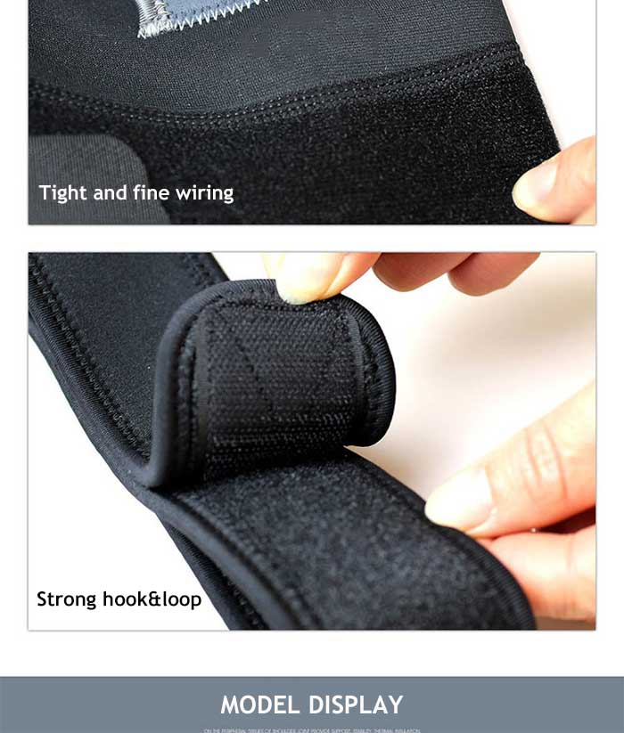 High Elastic Comfortable Sports Protective Adjustable Neoprene Shoulder Support Brace