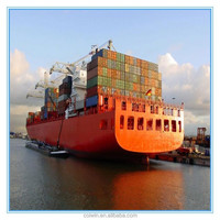 100% cheap sea cargo freight rate/ocean shipping cost for20GP/40HQ from China to PORT SUDAN - katherine