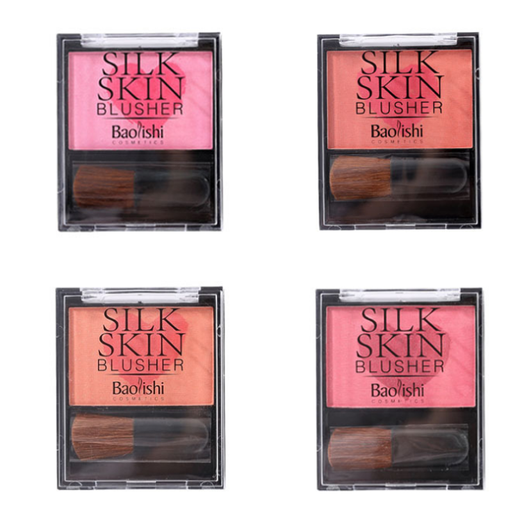2019 best-selling diamond love blush lasting brightening complexion