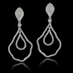 China jewelry wholesale 925 sterling silver sterile earring