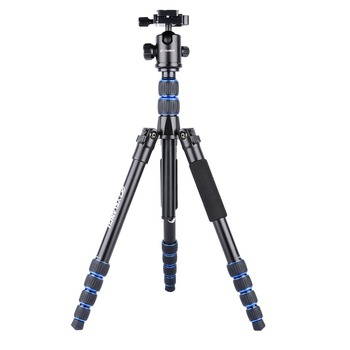 YELANGU Portable Travel Aluminum Alloy tripod for DSLR cameras and Digital Photography