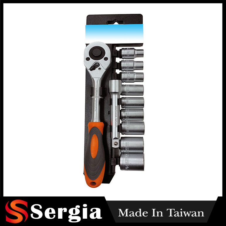King Tool Socket Set Tool Kit Taiwan Paypal 11 Pcs Socket Wrench ...