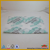 High Quality Custom Printed Christmas Gift Wrapping Tissue Paper