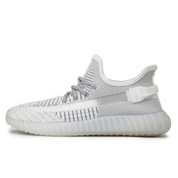 Gowisdom spring casual shoes men comfortable new flying wear shoes mesh breathable casual yeezy shoes