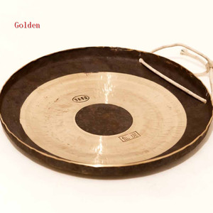 Golden Brand Chinese Music Instrument Gongs for Sale