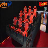 Thrilling Wonder Amusement Park 7d Cinema 3d 4d Movie With ...