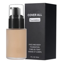 재단 korean style 메이 컵 액 private label 9 색 Face 액 Foundation 방수 welcome OEM