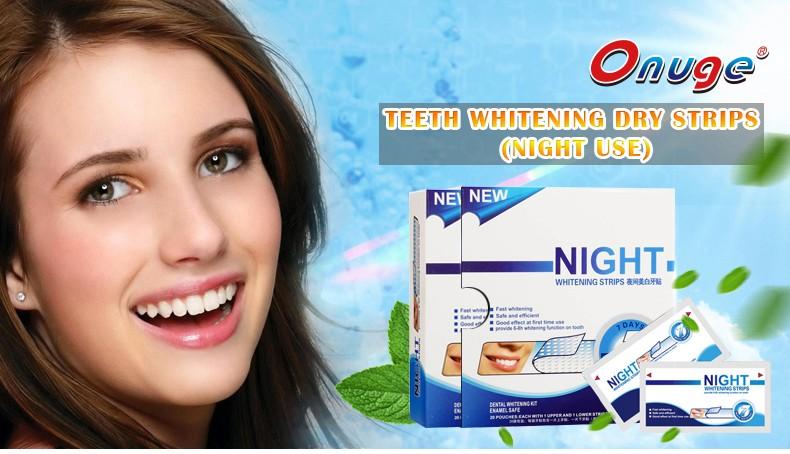 distributori in tutto il mondo ha voluto opportunità di business redditizio notte sbiancamento dei denti strisce