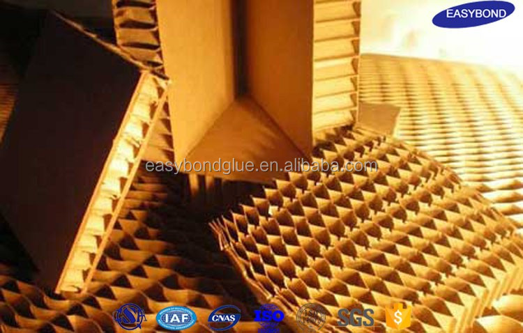top grade paper honeycomb glue with fire resistance