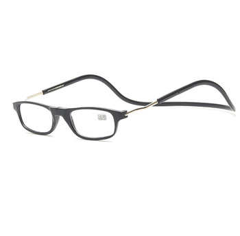 53885bcb229 Small Quantity Wholesale click Style Plastic frame clic magnet reading  glasses