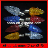 Led Christmas Lights 5 Pack Bulb Style (50 Leds 5 Meters X 5 ...