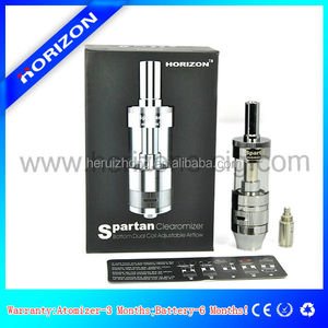 Horizon Spartan Electronic cigarette & eicgator e cig wholesale & bige cig for rebuildable king and mechanical mod