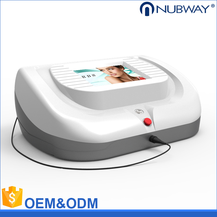 FDA Removal vascular laser with 30Mhz high frequency vascular removal machine for spider veins