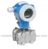 2013 Endress+Hauser differential pressure transmitter with metallic sensor PMD75