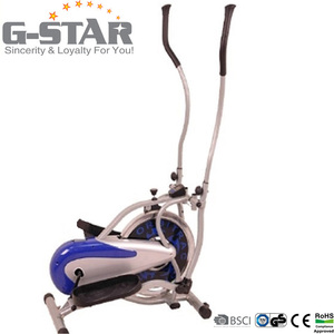 GS-8.2S-5 Hot Selling Elite OrbiTrack Trainer Bike with Spin Flywheel