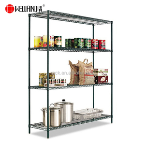 800lbs Heavy Duty Shelving Commercial Kitchen Catering Storage Equipment With NSF & SGS Approval