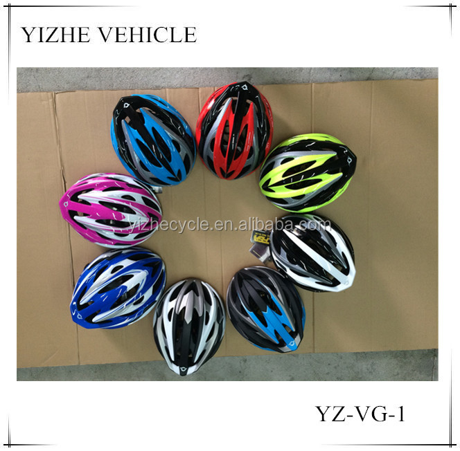 2016 factory price SMS helmet for bicycle helmet with insect proof net