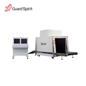 Guard Spirit XJ100100 Large Channel X ray inspection system, X-ray Cargo Scanning Machine For Security