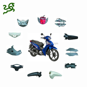 BIZ125 BIZ 125CC Motorcycle Engine Spare Parts And Body Plastic Accessories