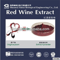Natural High Quality Red Wine P.E. Powder