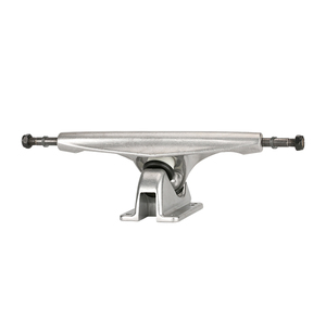 Top quality silver 7.35inch skateboard trucks longboard truck 180mm painted color socal