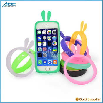 Beautiful Universal Silicone Bumper Case Cover For Mobile Phone ...