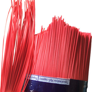 long life PET monofilament economic price polyester fiber synthetic plastic bristle recycled pet broom brush filament