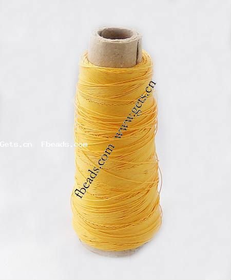 dia 0.8mm cotton waxed string