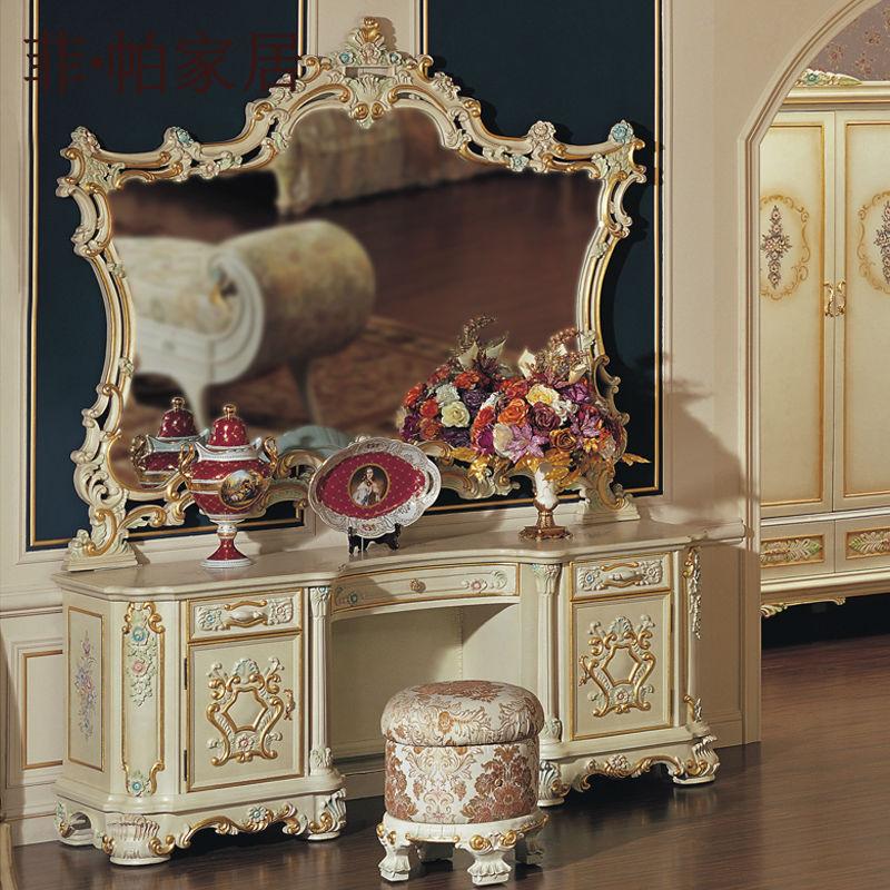 الايطالية الكلاسيكية العتيقة أثاث غرف النوم   كلاسيك أثاث غرفة نوم
