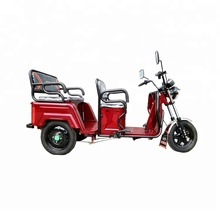 2018 Newest Electric Trishaw/Electric Pedicab/Electric Passenger Tricycle Auto Rickshaw