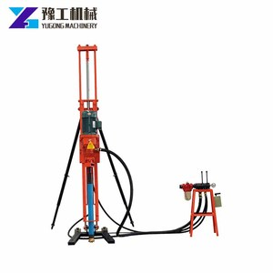 Electric or Hydraulic DTH Drill Deep Stone Earth Hole Drilling Machine
