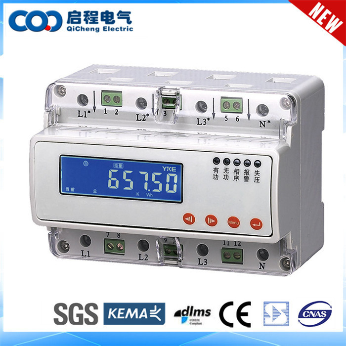 Specialized Production Custom Electric Usage Monitor
