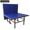 Wholesale ping pong table made in china adjustable height table tennis table