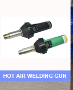 High Frequency Electric Heat Gun Portable Cordless Heat Gun for Plastic Jointing