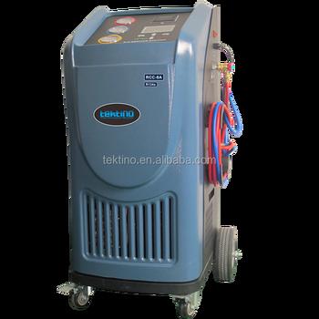 car refrigerant recovery machine