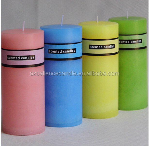 home decorative scented candle