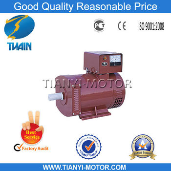 Electric Dynamo Generator 2kw/2.5kva-100kw/125kva Factory Price ...