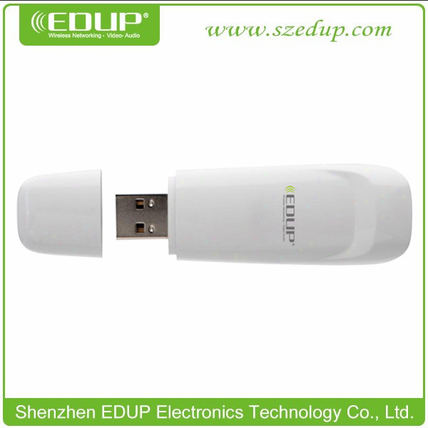 300Mbps Dual Band 2.4GHz / 5.8GHz Ethernet Wifi Adapter USB LAN Card