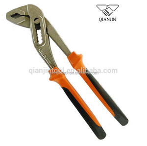 8 INCH water pump plier made of 45# carbon steel