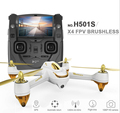Original Hubsan H501S X4 5 8G FPV RC Drone With 1080P HD Camera Quadcopter with GPS