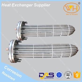 Теплообменник охладитель воды Кожухотрубный теплообменник Alfa Laval Pharma-line 2 - 2.4 Элиста