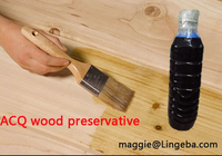 LGB natural ingredient wood stain treatment perservative ACQ wood preservative