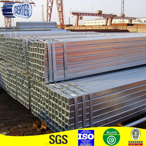 5mm galvanized pipe scrap / thin wall galvanized steel pipe